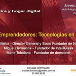 INMOMATICA en Jornadas UPM en la Tecnología en la Edificación