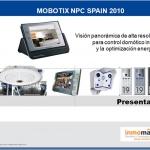 INMOMATICA EN MOBOTIX NPC SPAIN 2010
