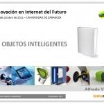 INMOMATICA. Conferencia sobre Objetos Inteligentes aplicados a la Domótica, Internet de las Cosas e Internet del Futuro 3.0