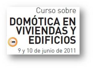 Curso de domótica para viviendas alto standing. INMOMATICA